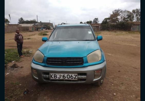 2004 Toyota RAV4   Nairobi