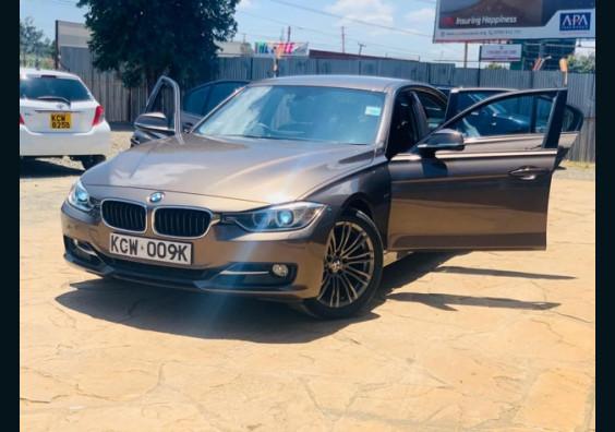 2012 BMW 320i Msport for sale in Kenya