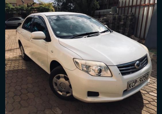 2010 Toyota Axio for sale in Nairobi