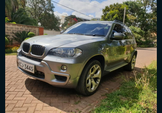 2010 BMW X5 30d E70 for sale in Kenya