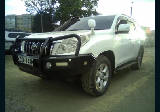 2008 Toyota Prado for sale in Kenya Nairobi