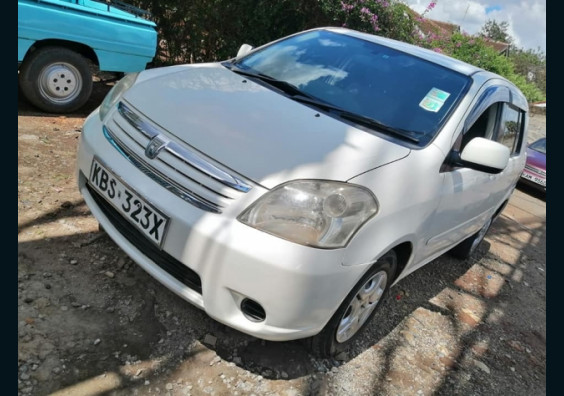2005 Toyota Raum for sale in Kenya