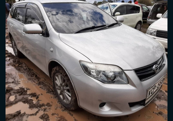 2010 Toyota Fielder for sale in Kenya