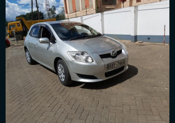 2007 Toyota Auris for sale in Nairobi
