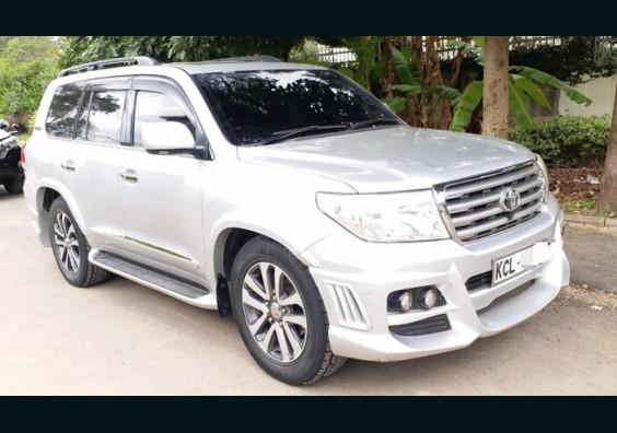2010 Toyota Land Cruiser for sale in Kenya Nairobi