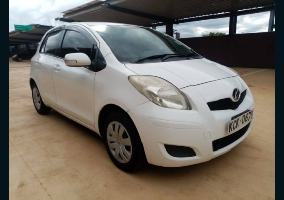 2010 Toyota Vitz for sale in Kenya