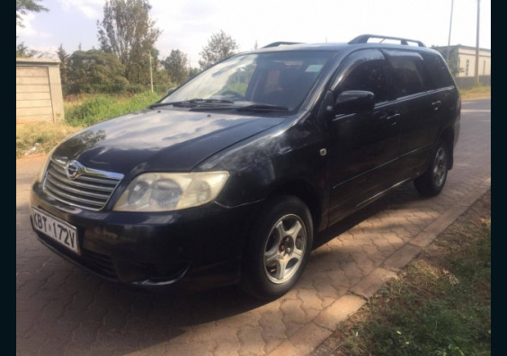 Topcar Kenya|Cars for Sale in Kenya| Buy Cars in Kenya|Car Reviews in Kenya  2004 Toyota Fielder