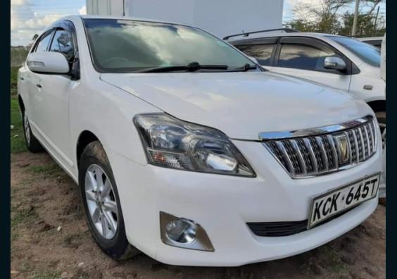 2011 Toyota Premio for sale in Kenya