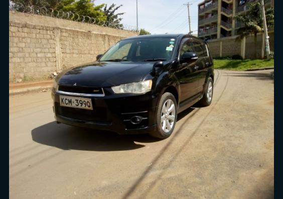 2010 Mitsubishi Outlander for sale in Kenya
