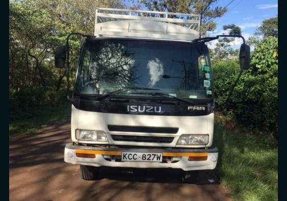 2014 Isuzu FRR   Nairobi