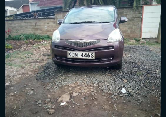 2010 Toyota Ractis for sale in Kenya Nairobi