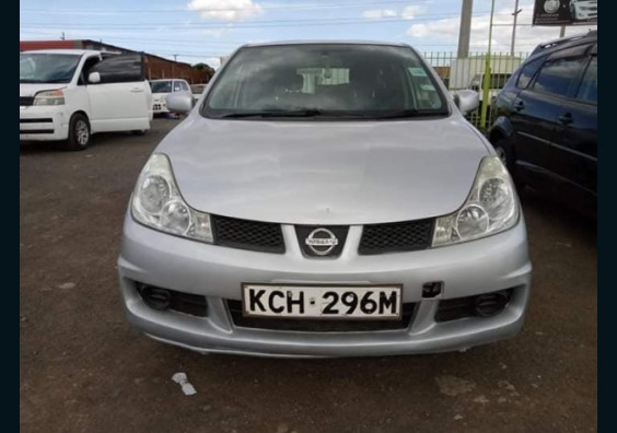 2008 Nissan Wingroad for sale Nairobi