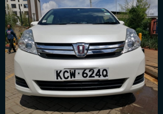 2012 Toyota ISIS for sale in Kenya