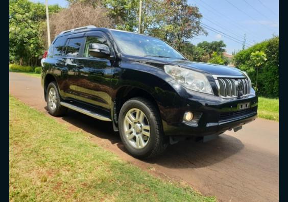2012 Toyota Land Cruiser Prado TZG for sale in Kenya