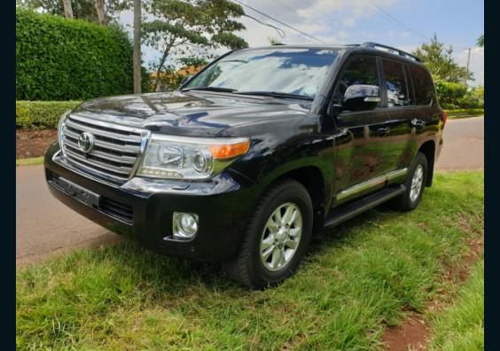 2012 Toyota Land Cruiser VX V8 for sale in Kenya