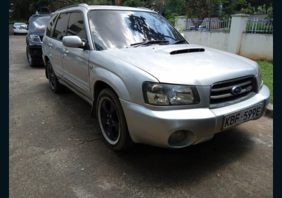 2002 Subaru Forester for sale in Kenya