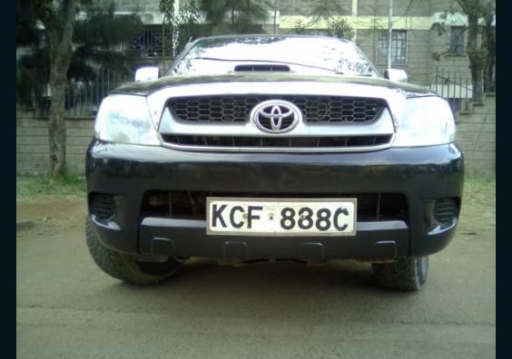 2010 Toyota Hilux for sale in Kenya Nairobi