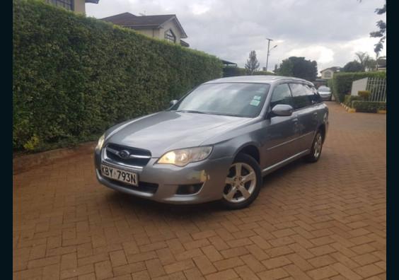 2007 Subaru Legacy bp5 for sale in Kenya