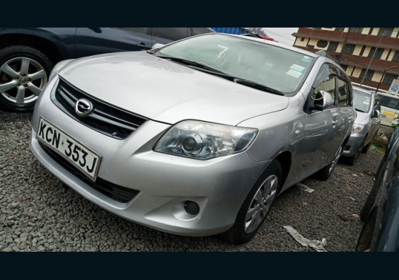 Topcar Kenya|Cars for Sale in Kenya| Buy Cars in Kenya|Car Reviews in Kenya  2011 Toyota Fielder
