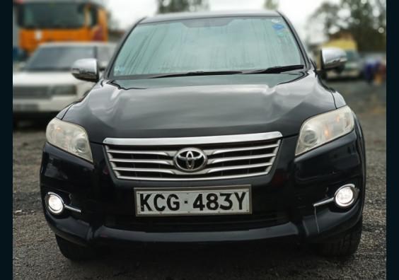 2009 Toyota Vanguard for sale in Kenya