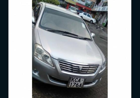 2009 Toyota Premio for sale in Kenya Nairobi