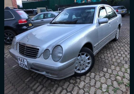 2001 Mercedes Benz C200 for sale in Kenya