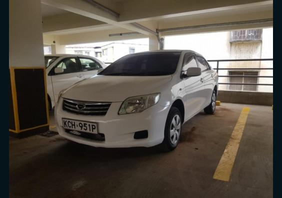 2009 Toyota Axio for sale in Kenya Nairobi