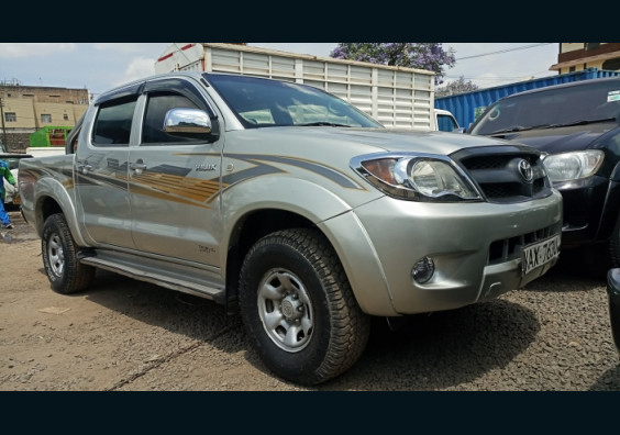 2006 Toyota Hilux Double for sale in Kenya
