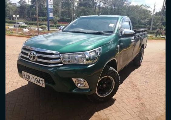 2018 Toyota Hilux for sale in Nairobi Kenya
