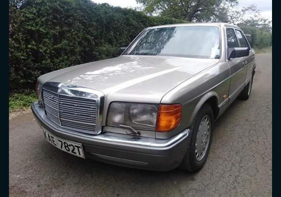 1992 Mercedes Benz SE 500 for sale in Nairobi Kenya