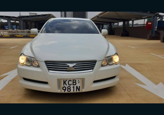 2007 Toyota Mark X for sale in Nairobi