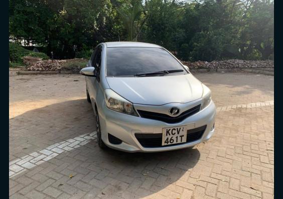 2012 Toyota Vitz for sale in Nairobi Kenya