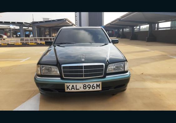 1998 Mercedes Benz C200 for sale in Nairobi Kenya