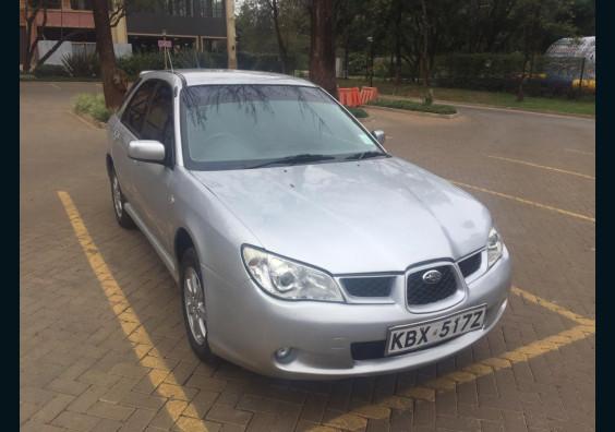 2006 Subaru Impreza for sale in Nairobi Kenya
