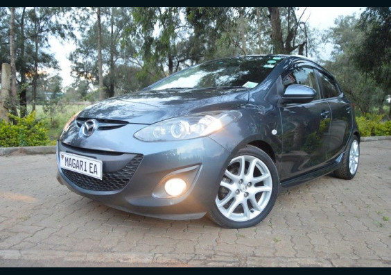 2011 Mazda Demio for sale Nairobi Kenya