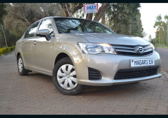 2012 Toyota Axio for sale in Nairobi Kenya