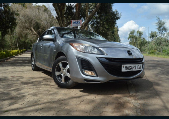 2011 Mazda Axela for sale in Nairobi Kenya