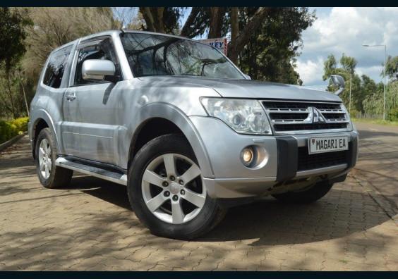 2011 Mitsubishi Pajero for sale in Nairobi Kenya