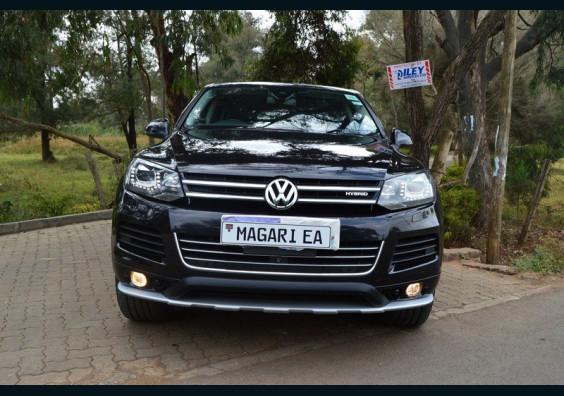 2011 Volkswagen Touareg for sale in Nairobi Kenya