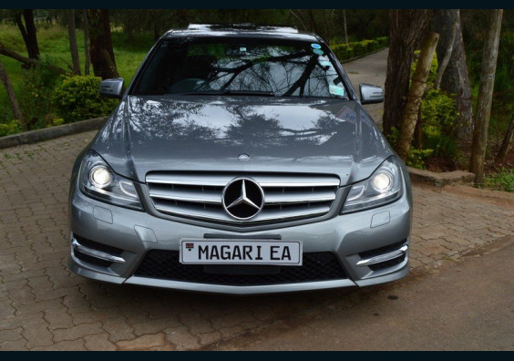 2012 Mercedes Benz C180 for sale in Nairobi Kenya