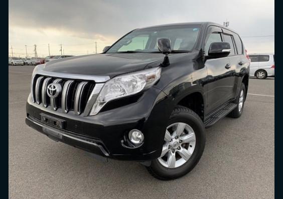 2014 Toyota Prado   Nairobi