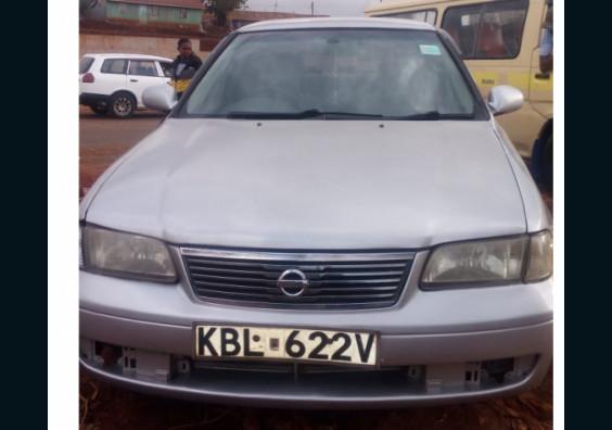 2000 Nissan Sunny for sale in Nairobi