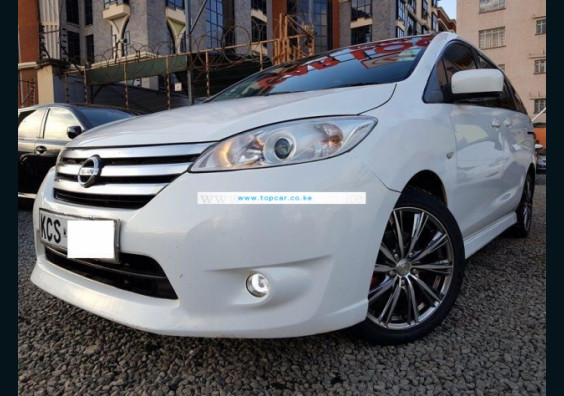 2011 Nissan Lafesta for sale in Kenya Nairobi