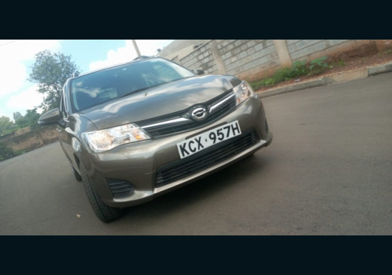 2012 Toyota fielder for sale in Kenya
