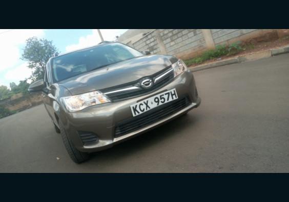 2012 Toyota fielder for sale in Kenya