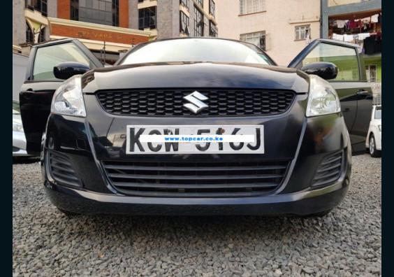 2012 Suzuki Swift for sale in Kenya