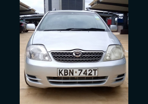 2006 Toyota Fielder for sale in Kenya Nairobi