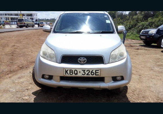 2006 Toyota Rush for sale in Kenya