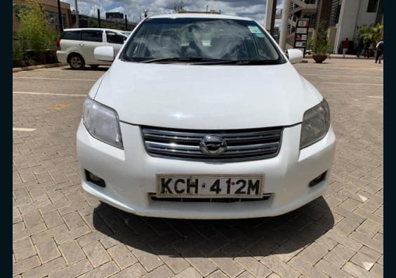 2009 Toyota Axio for sale in Kenya