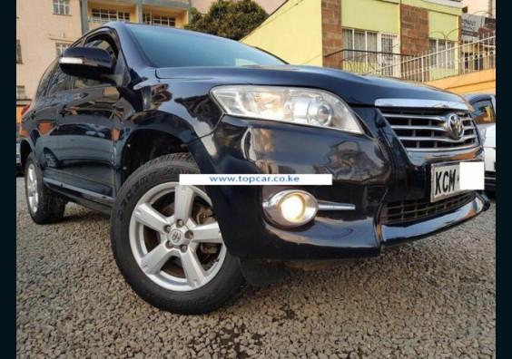 2010 Toyota vanguard for sale in Kenya